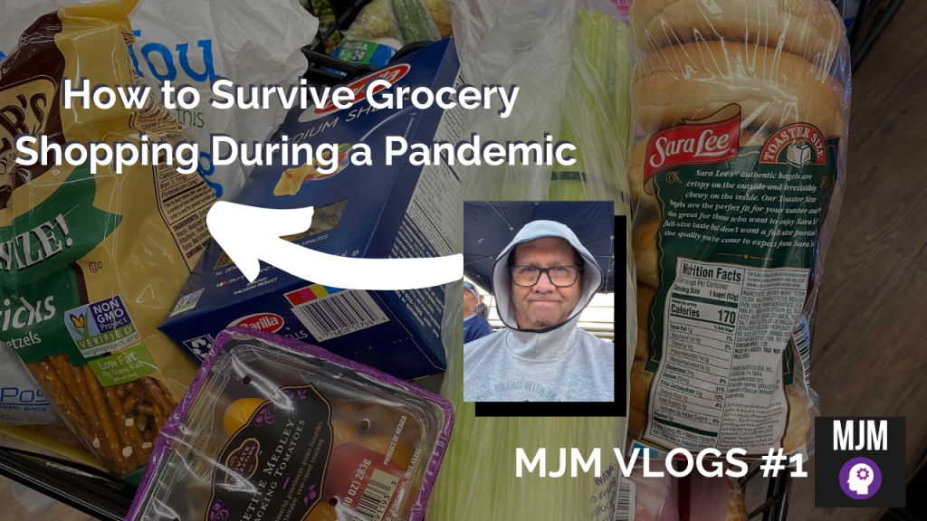 How to survive grocery shopping during a pandemic